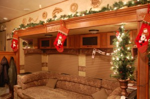 Decorating Your RV for Christmas