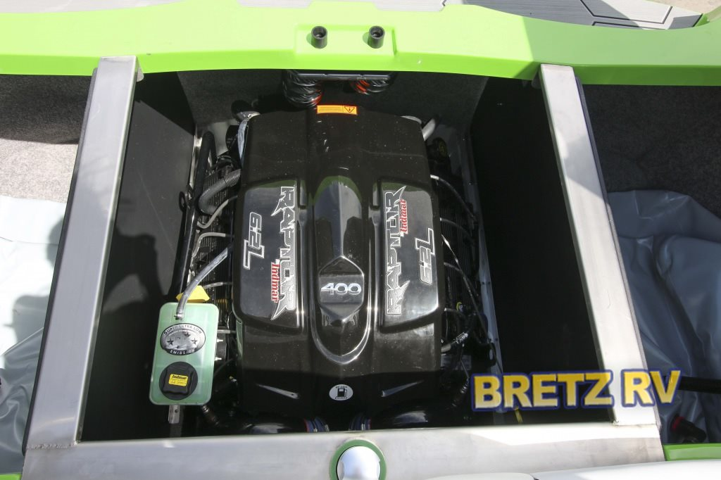 MB Sports Tomcat Boat Motor