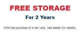 free storage Bretz RV