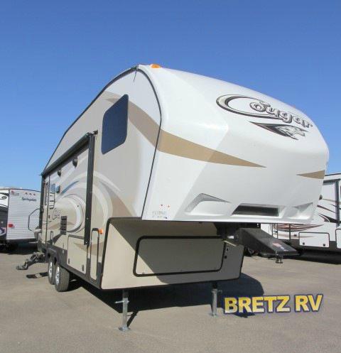 Keystone Cougar 244RLSWE Fifth Wheel