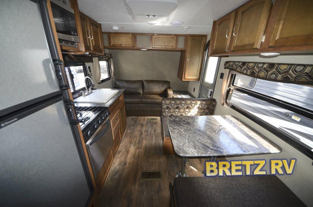 Springdale 97 per month Bretz RV Interior Seating