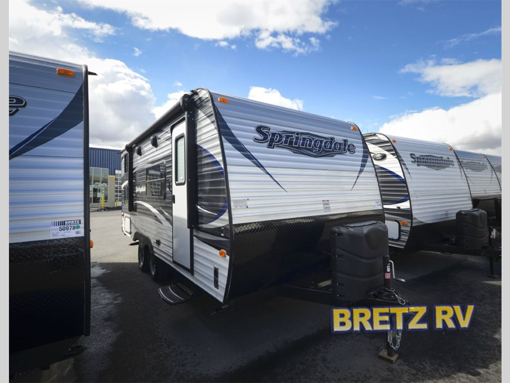 Springdale 97 per month Bretz RV