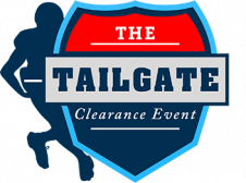 Tailgate Clearance Event